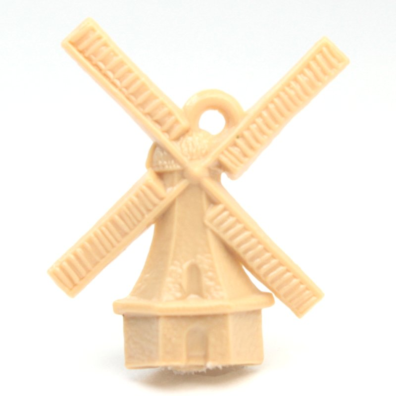 Vintage Windmill Charms - 12 pcs -  IV3-2477